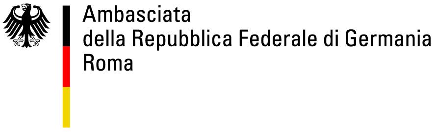 Con il sostegno dell'Ambasciata della Repubblica Federale di Germania Roma